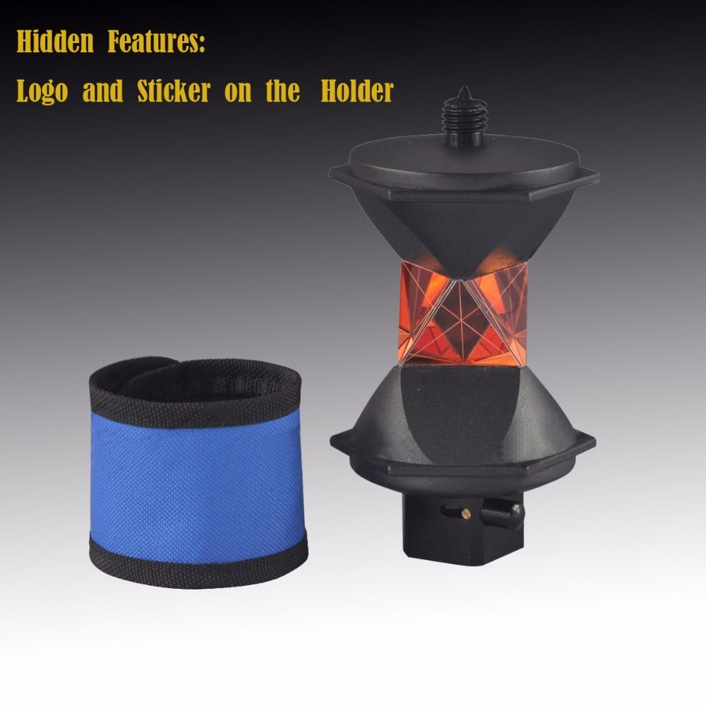 New Model 360 Degree Reflective Prism For Leica Total Stations