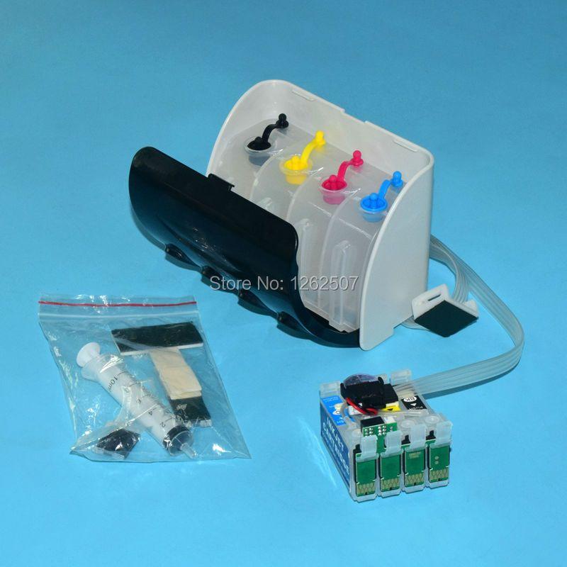 Australien Verwenden T2991A T2992A T2993A T2994A Bulk Ink Ciss System Mit Selbstzurückstellenspan Für Epson Expression xp-235 xp-432 Drucker