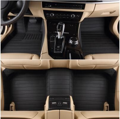 Good carpets! Customize special floor mats for Toyota Venza 2015-2009 non-slip waterproof carpets for Venza 2013,Free shipping