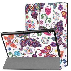 Чехол для Huawei MediaPad T3 10 ags-l09 ags-l03 9.6 дюймов Чехол принципиально Планшеты для Honor Play Pad 2 9.6 тонкий флип Чехол PU + Плёнки + ручка