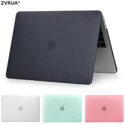 ZVRUA Vente CHAUDE Mallette pour ordinateur portable Pour Apple macbook Air Pro Retina 11 12 13 15 Pour Mac livre 13.3 pouce avec Tactile Bar