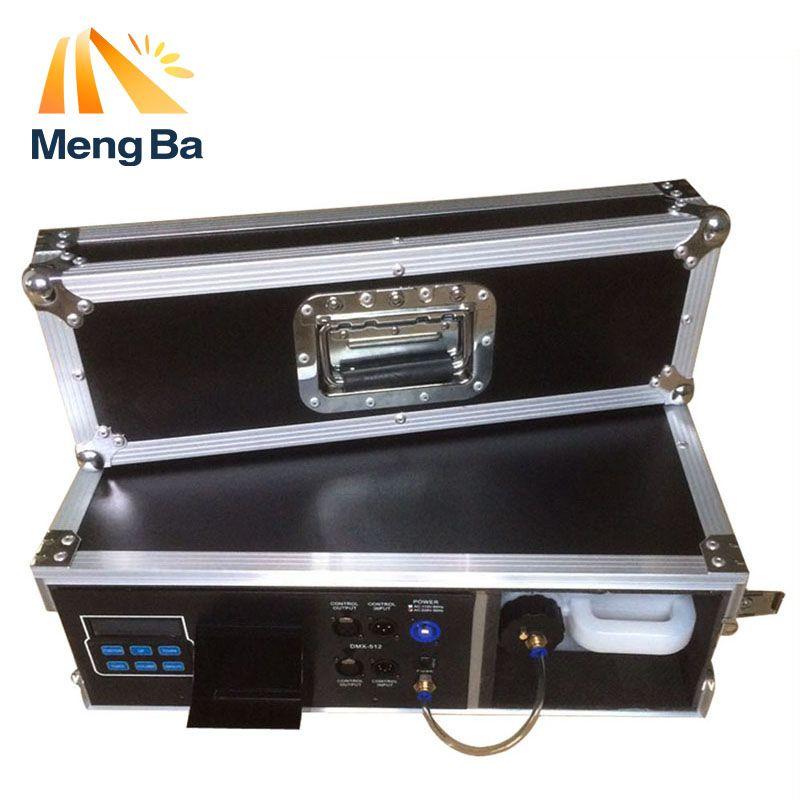 MengBa 900 W Flug Fall Dunst Maschine 3.5L Nebel Maschine Für Bühne Ausrüstung Mit Nebel Flüssigkeit Wasser Basierend DMX512 Control fogger