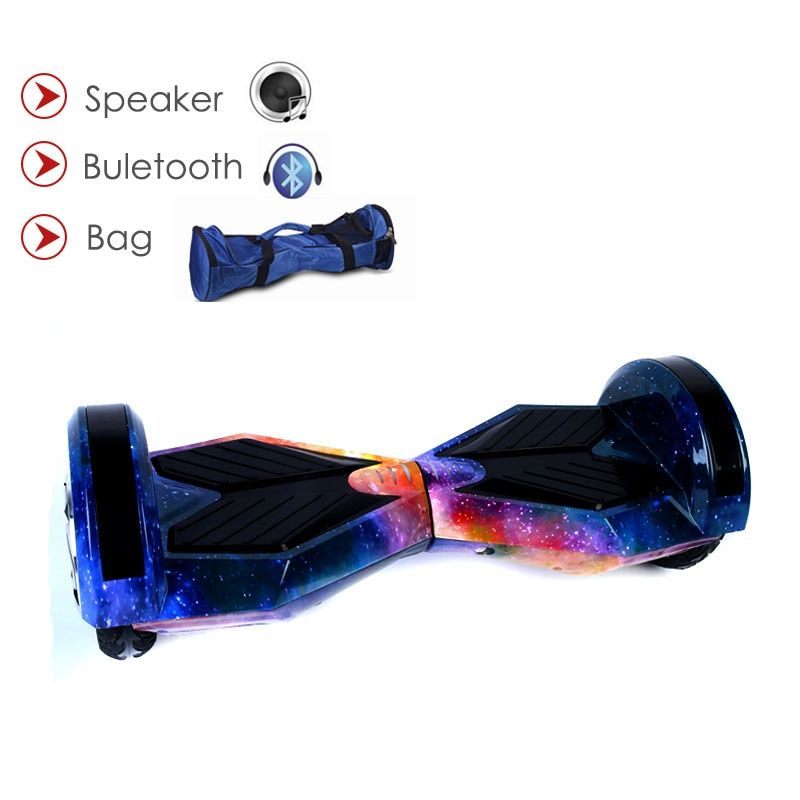 MAOBOOS geroscope 8 inch hoverboard Self Balancing Electric skateboard German stock Led two wheels hoverboards Free shipping