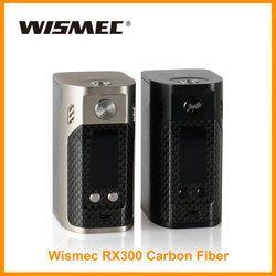 [RU/ES] склад 100% оригинальный Wismec reuleaux RX300 TC коробка мод vape VW/TC батарейный блок 510 резьба Wismec RX300 электронная сигарета