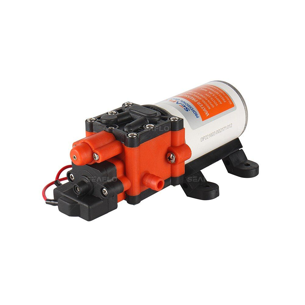 SEAFLO 12 v dc Motor Small High Pressure Water Pump 100PSI 1.3 GPM Diaphragm Pump Parts for Sale