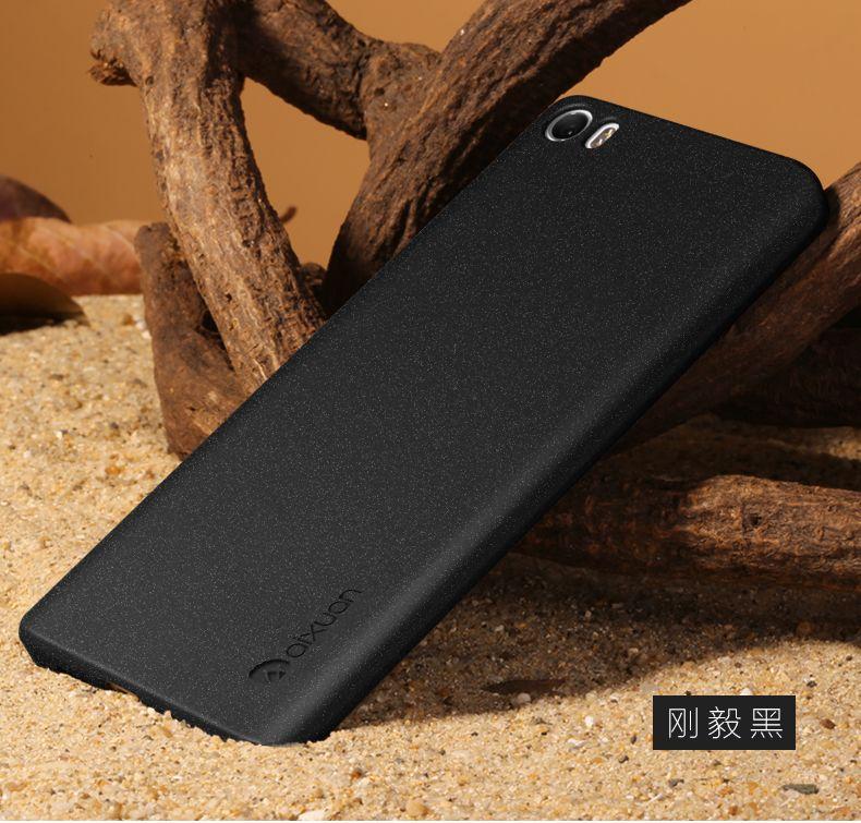 Film D'écran gratuit! AIXUAN Quicksand Cas Pour Xiaomi mi5 Cas Givré bouclier Mat Cas de Couverture Pour Xiaomi mi 5 mi5 5.15