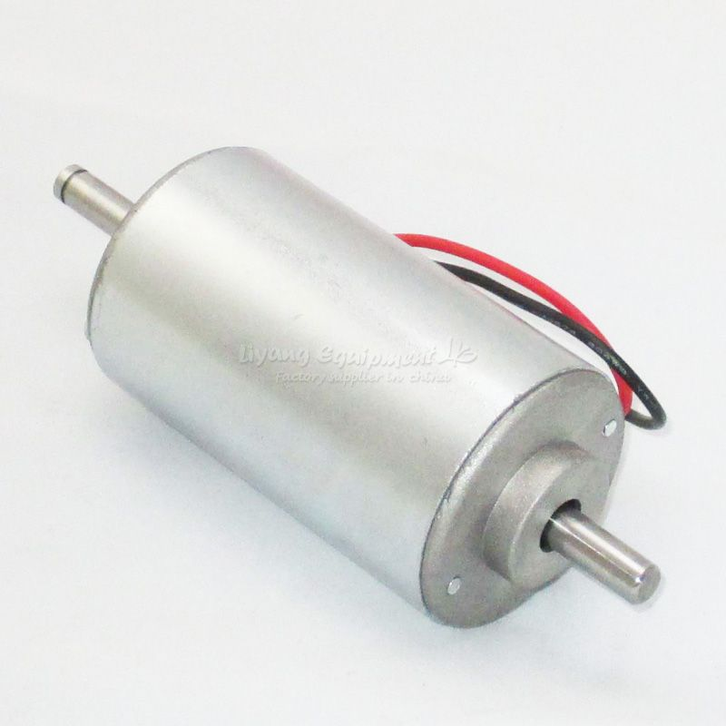 RU free tax CNC router DC Spindle Motor 300W High Speed 12000 RPM DC48V C00002