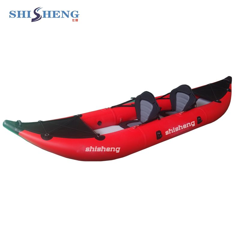 Wholesale cheap ocean inflatable kayak pvc for sale with CE!