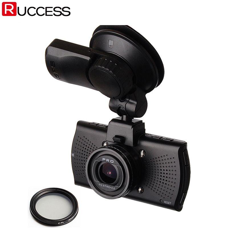 Car DVR Camera DVRs A7810G Pro Ambarella A7LA70 A7 1296P Night Vision Camcorder LDWS Video Recorder With GPS Tracker Speedcam