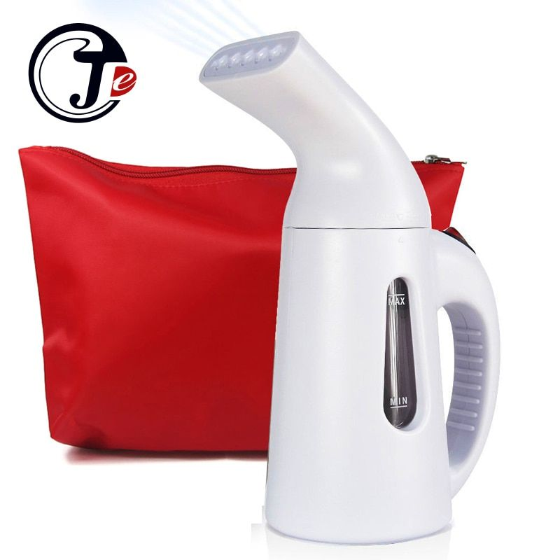 Vertical Clothes Steamer Iron for Home Travel Garment Steamers for Clothes Laundry Steam Irons Ironing with <font><b>Pouch</b></font> 800W 220V 110V