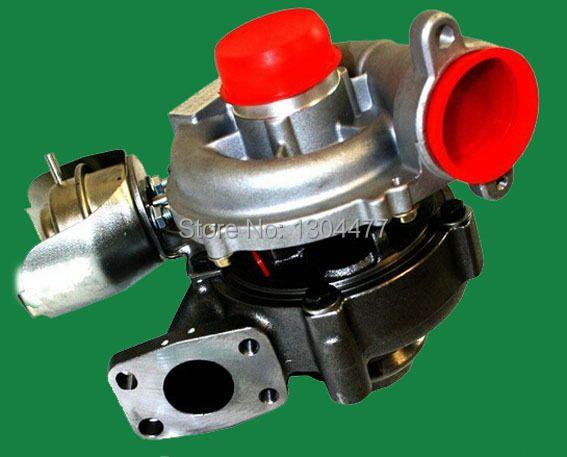 GT1544V 753420 Turbo for FORD C-Max Focus/CITROEN C3 C4 C5/MAZDA 3 /PEUGEOT 307 407/S40 V50 DV4T DV6T 1.6Hdi with gaskets