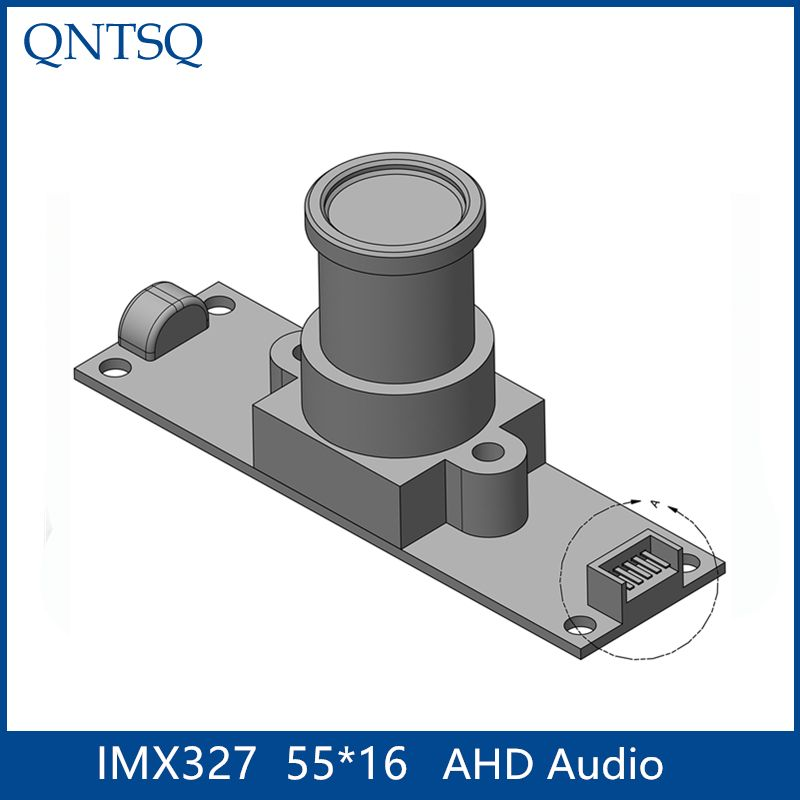Neue 2.0MP 1080 P Sony CCTV kamera modul hohe auflösung mit Sony IMX327 Sensor