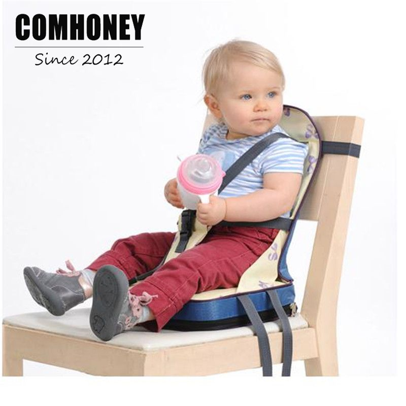 Baby Feeding Seat High Chair Infant Booster Seat Highchair for Toddlers Portable Baby Chair Multifunctional Mummy Bag Nappy Bag