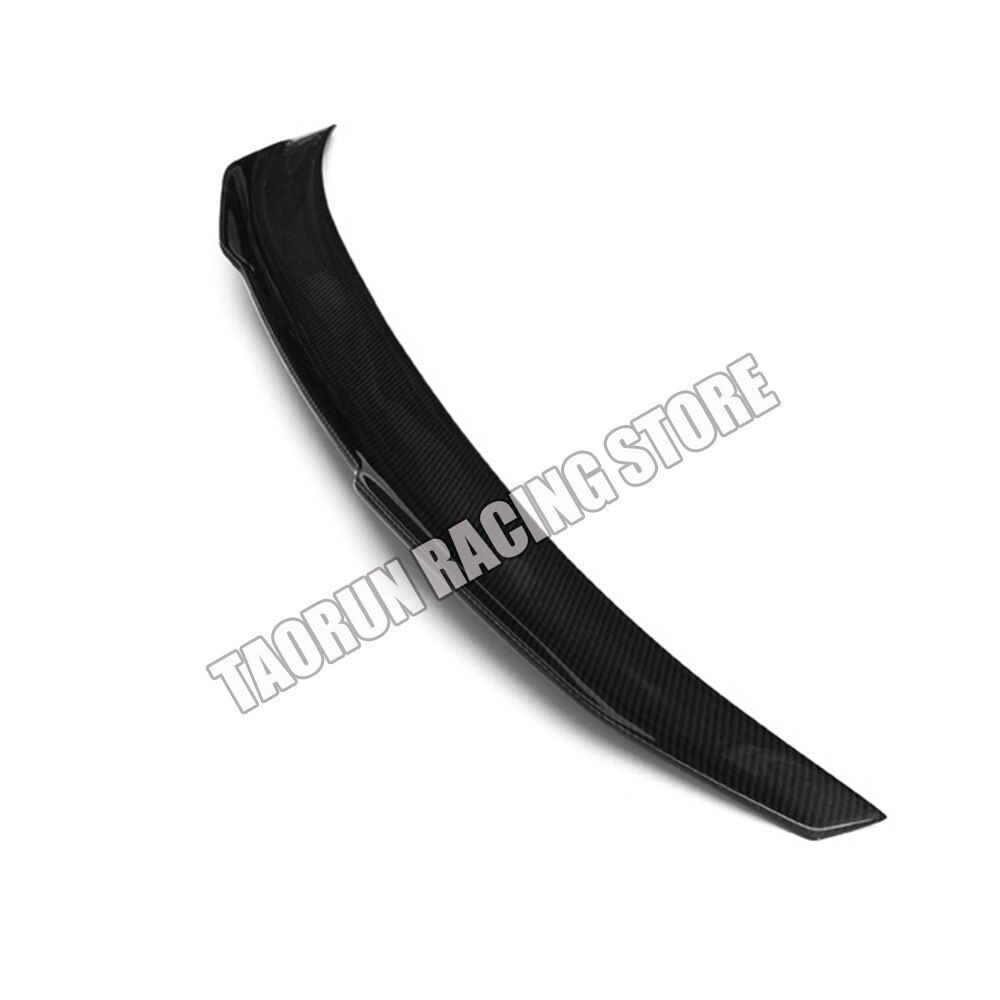 F80 F30 Carbon Fiber PSM Style Rear Boot Lip Wing Spoiler for BMW F80 M3 & F30 3 Series Sedan 320 328 2012 - 2017