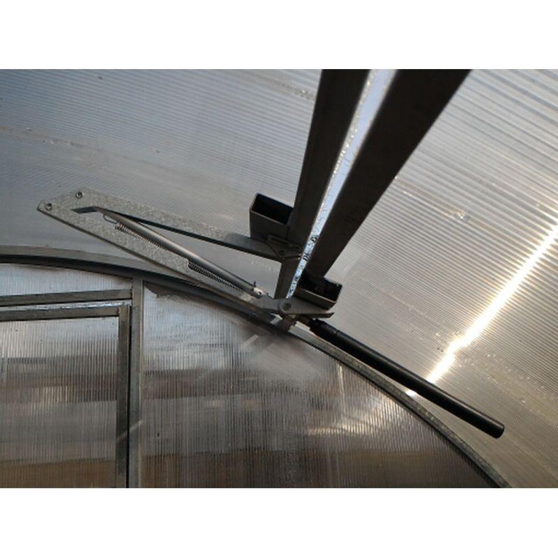 1pcs Automatic Window Opener Solar Heat Sensitive Automatic Thermo Greenhouse Vent Window Opener Maximum 45cm Windows Opening