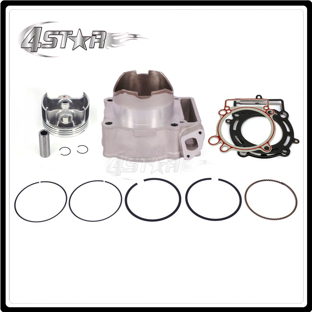 Motorbike OTOM 300CC Cylinder Block Piston Ring Gasket Kit Accessories For Bosuer KAYO Xmotor Apollo ZONGSHEN NC250 Dirt Bike