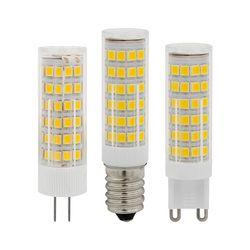 Mini E14 G4 G9 Led-lampe 220 V 230 SMD 3 Watt 5 Watt 7 Watt 51 LEDs 75 LEDs Corn Lampe Led-strahler Ersetzen 30 watt 40 watt Halogen Kronleuchter Licht