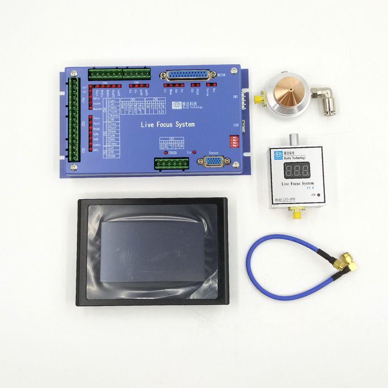 Ruida LFS-AM-T43 Analog Metall Live Fokus System Für Metall schneiden, nicht-metall schneiden, einachsigen automatische steuerung feld