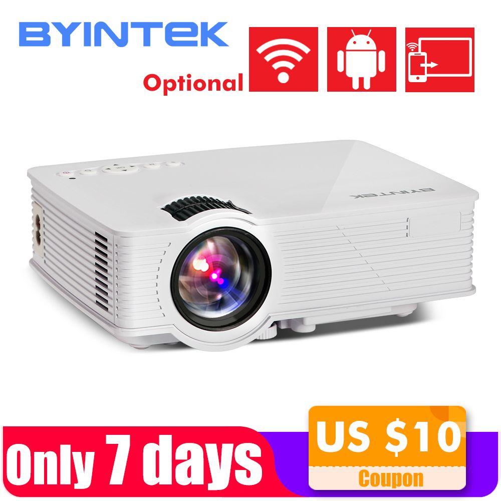BYINTEK SKY BT140 Mini Micro LED cinéma Portable vidéo HD USB HDMI projecteur pour Home cinéma (Version Plus/Android en option)