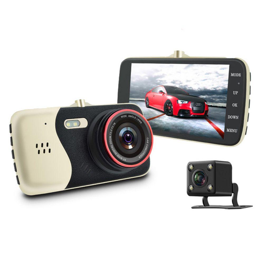 NEW 4.0 Inch IPS Screen Car DVR Novatek NTK96658 Car Camera T810 Oncam Dash Camera Full HD 1080P Video 170 Degree Dash Cam