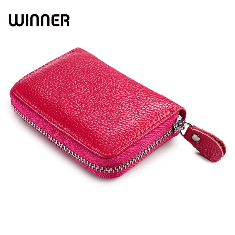 Candy Color Patent Leather Small Women Coin Purse Mini Change Purses Card Bags