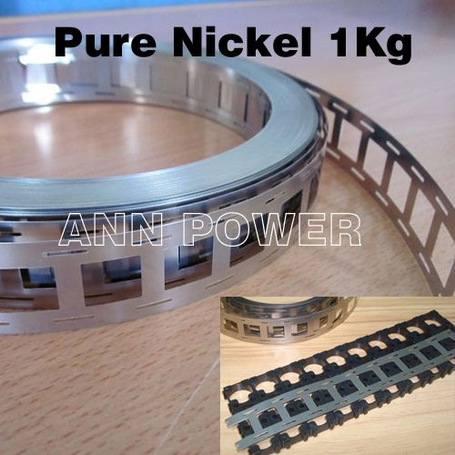 18650 battery pure nickel belt Cylindrical batteries nickel strip 2P2S 3P2S 4P2S 5P2S 6P2S nickel tape For 18650 battery holder
