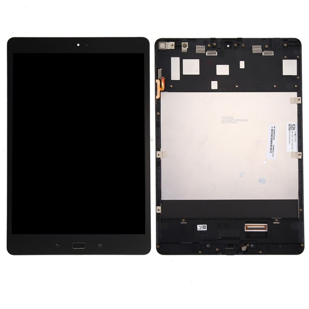 iPartsBuy LCD Screen and Digitizer Full Assembly with Frame for Asus ZenPad 3S 10 / Z500M / Z500 / P027