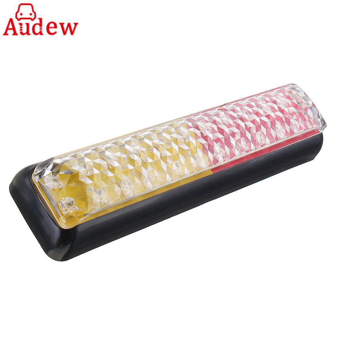 Red Yellow Car Rear Side Light Tail Lights LED Lamp Ute for Trailer Caravan Truck Boat Stop Reverse Indicator 12V-24V