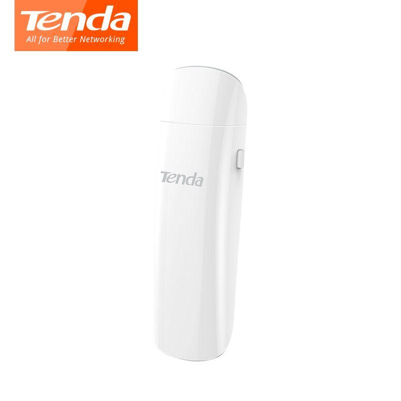 Tenda U12 Wireless USB Adapter Netzwerk Karten, 1300 Mbps AC Dual-Band 2,4G/5,0 GHz WiFi USB Netzwerk, USB 3.0, Gigabit Router Partner