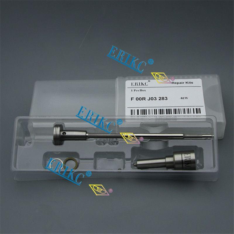 ERIKC F00RJ03283 CR Injector F OOR J03 283 Nozzle DLLA152P1819 Valve F00RJ01692 for 0445120170 Overhaul Repair Kits 0445120224