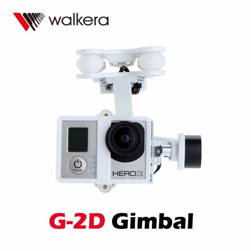 Walkera G-2D Brushless Gimbal For iLook/GoPro Hero 3 Camera on Walkera QR X350 Pro For RC Quadcopter Spare Parts