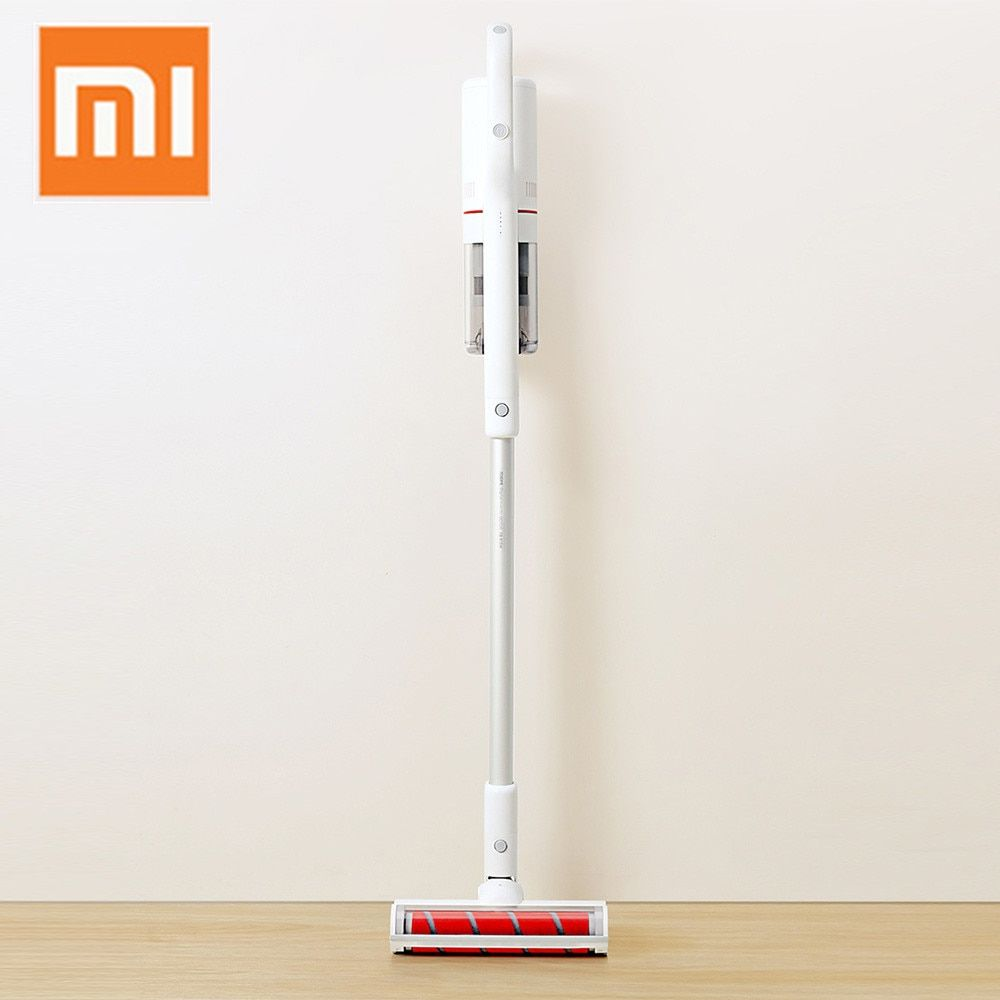 Original Xiaomi Roidmi F8 Ultra Quiet Handheld Vacuum Cleaner 18500Pa Strong Suction Wireless Home Dust Collector Aspirator New