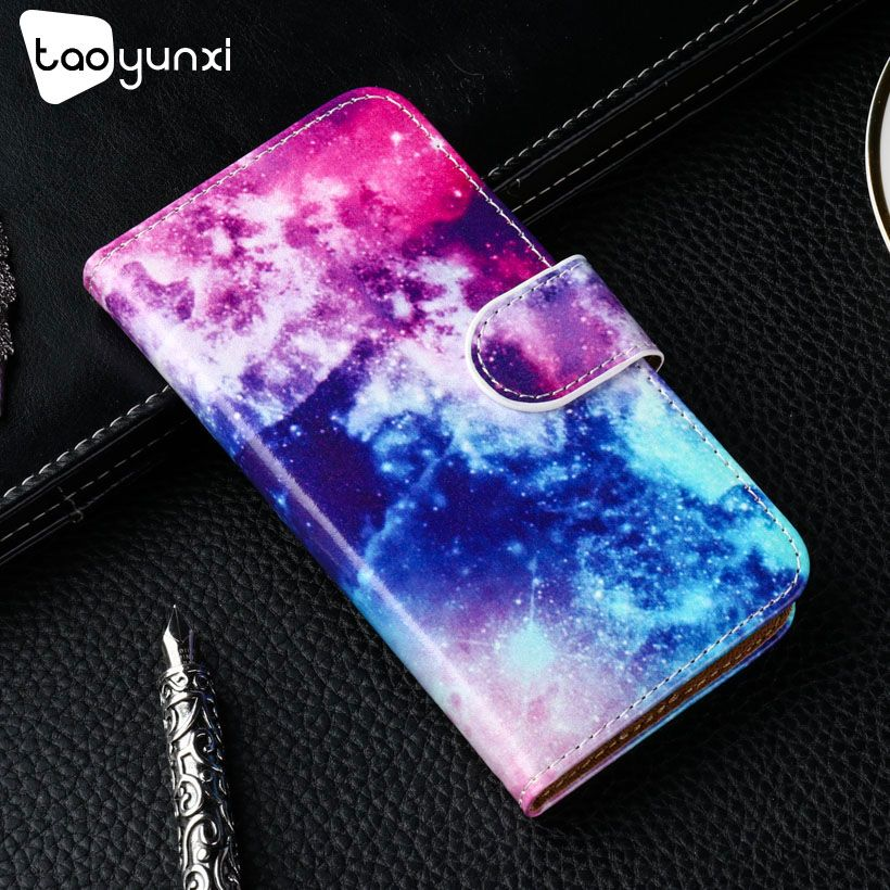 TAOYUNXI PU Leather Case For Asus Zenfone 2 Laser ZE500KL Cover Case Wallet Filp For Zenfone2 Laser ZE500KG Case Back Coque