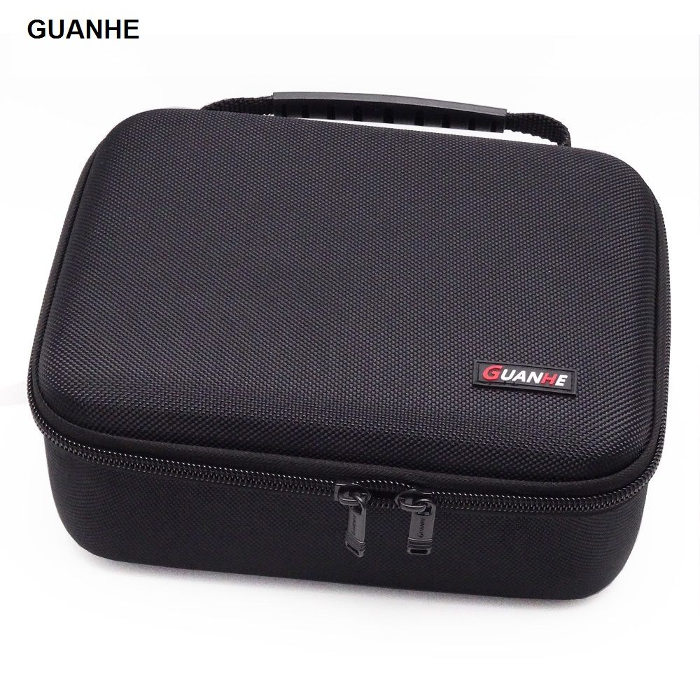 GUANHE 3.5 inch Large HDD USB Flash Drive external hard disk case Cable <font><b>Organizer</b></font> Bag Carry Case usb flash disk GH1603