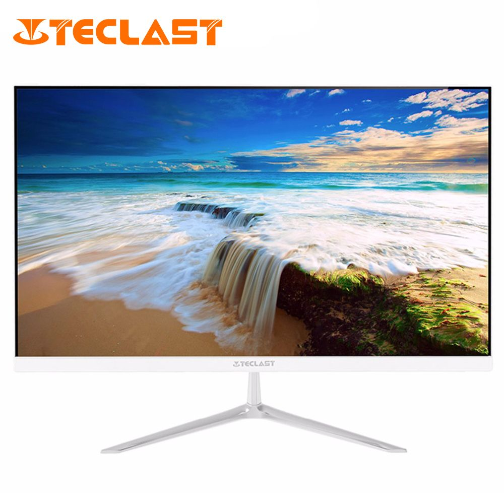 Teclast X24 Air 23,8 zoll FHD LED Geröll Alle-in-one-Computer DOS Intel Celeron N3160 Quad Core 1,6 ghz 4 gb RAM 128 gb SSD Desktop