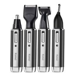 All-in-one grooming kit rechargeable nose trimmer for men hair removal electric shaver ear,beard,eyebrow, face trimer for men