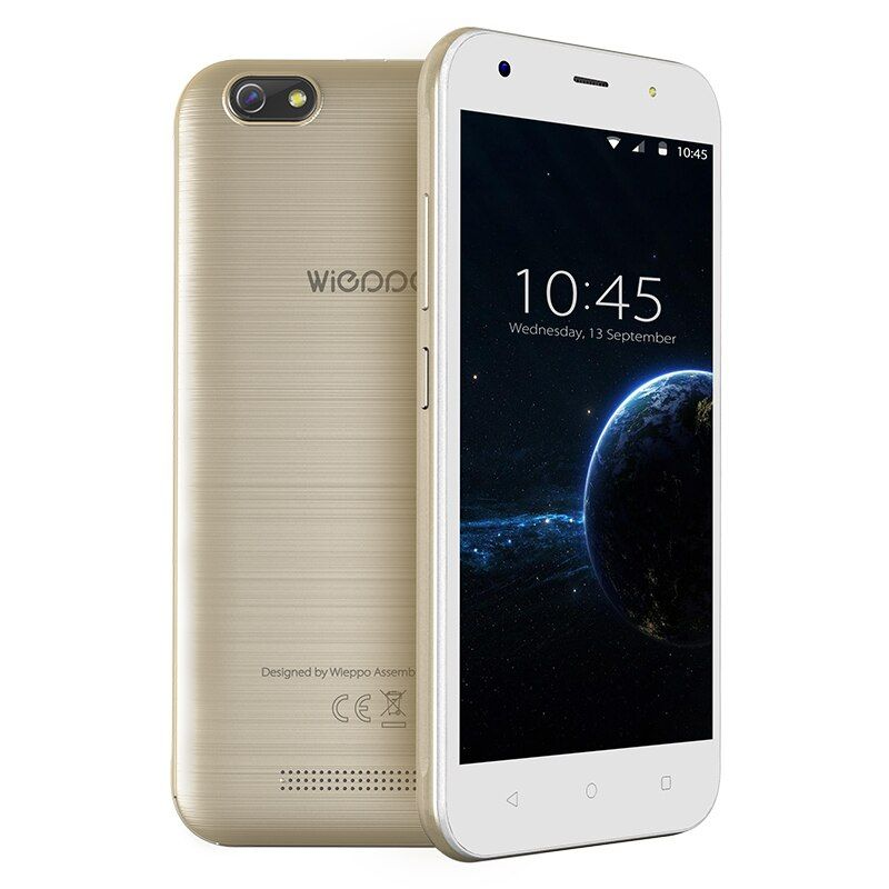 S5 5.0 Inch Smartphone Android 7.0 <font><b>MT6580</b></font> Quad Core Mobile Phone 1GB RAM 8GB ROM 2400mAh 3G WCDMA Unlocked Smartphone