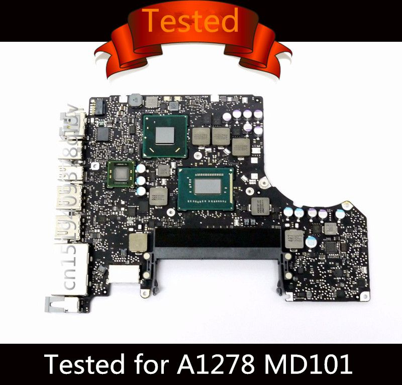 Tested Motherboard for Macbook Pro 13