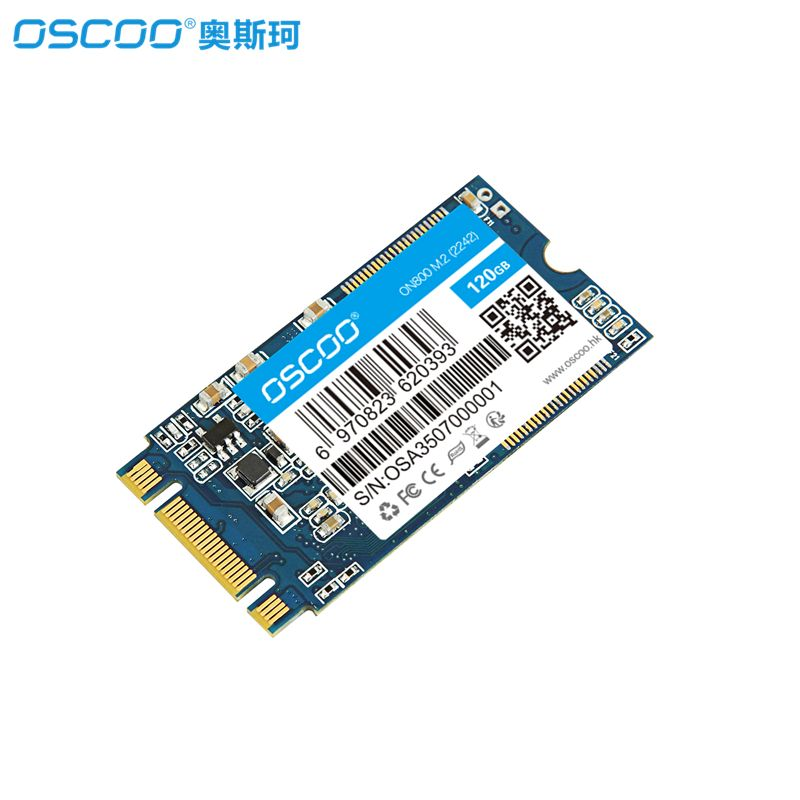 M.2 Interne SSD OSCOO SATA III M2 2242 60 GB 120 GB 240 GB 480 GB Interne Solid State Drive für Notebooks Tabletten und Ultrabooks
