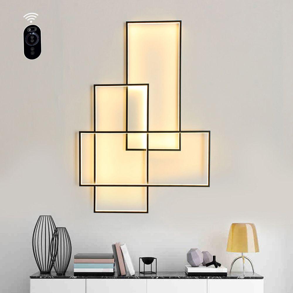 Umeiluce LED Wand Lampe Wandlampen Designer Beleuchtung Aluminium Wohnzimmer Bett Zimmer Treppen Wand Licht Hotel Technik Beleuchtung