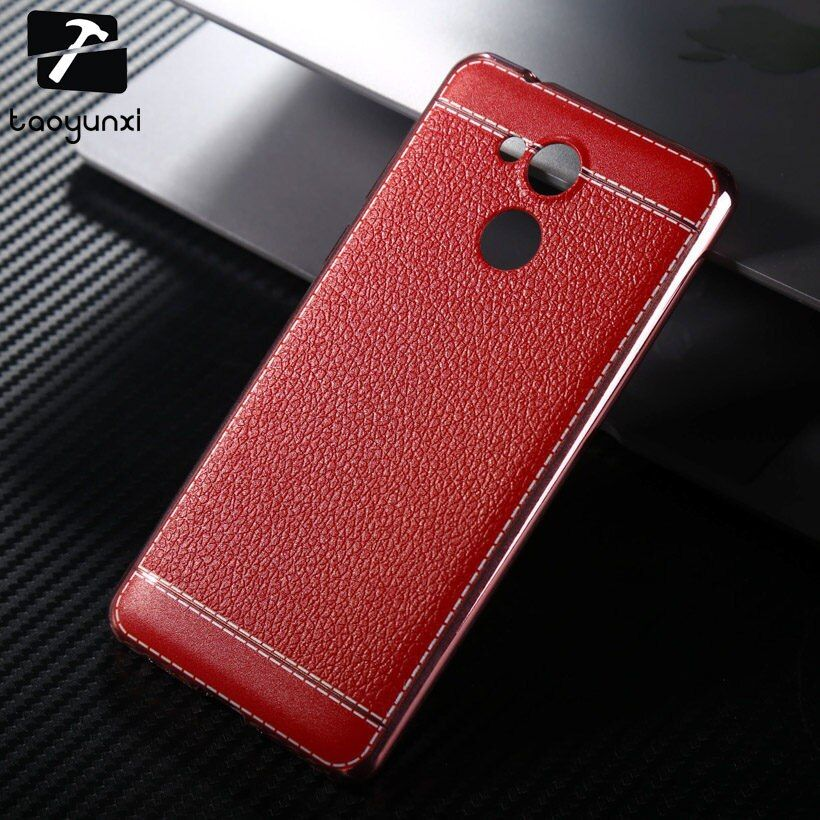 Mobile Phone Cases For Huawei Enjoy 6S 5.0 inch Cases Covers shell skin bags hood Electroplated Ultra Slim TPU Enjoy 6S Silicone