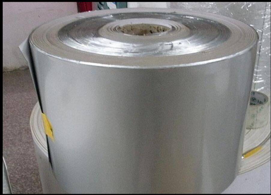15kg Aluminum Foil Sealing Film, Roll Type, for HDPE bottle, Width: 27cm