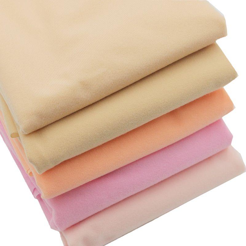 Tissu de Fiber de Patchwork de tissu de peau de poupée de bricolage de 50*148 cm pour des vêtements de poupées
