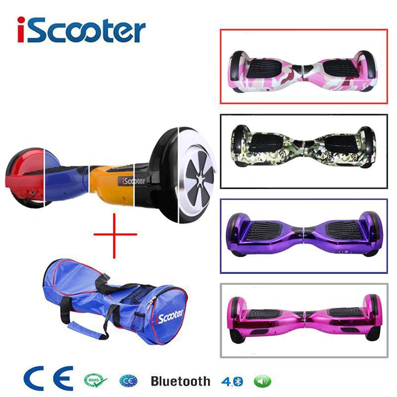 Hoverboard Bluetooth Lautsprecher Elektrische Giroskuter 2 Rad selbstabgleich elektroroller einrad Stehen Intelligente zwei rad roller