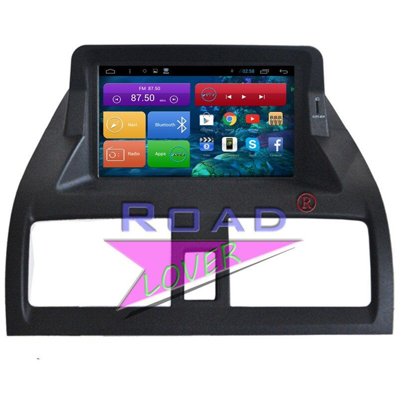 Roadlover Android 6.0 2G+16GB Car Head Unit Player For Honda Accord 7 2004-2007 Stereo GPS Navigation 2Din Magnitol Radio NO DVD