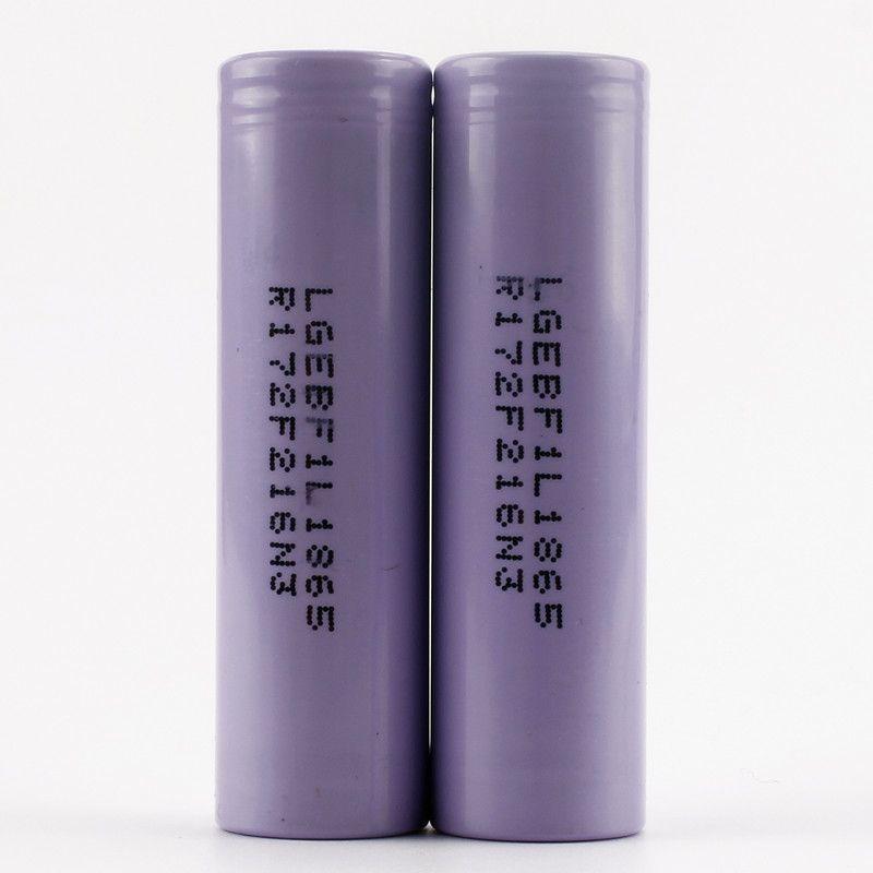Sofirn 100% Original 3,6 v 18650 3350 mah Batterie INR18650F1L 4,2 v Abgeschnitten Akku INR18650 F1L Für LG