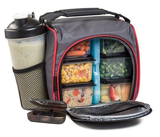 Étanche jaxx Pique-Nique sac de gym sac de glace boîte à déjeuner ajustement cool sac isotherme Portable glacière thermique sac de sport remise en forme boîte en plastique