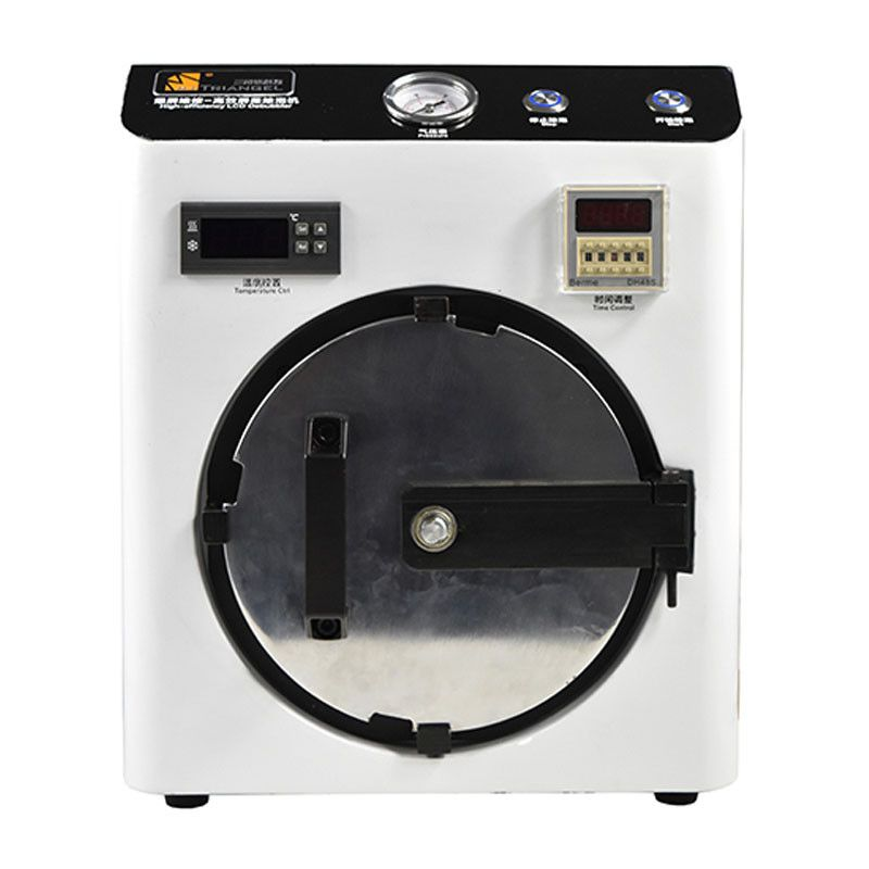 New Arrival Mini Autoclave Air Bubble Removing Machine for LCD Touch Screen Glass Refurbishment