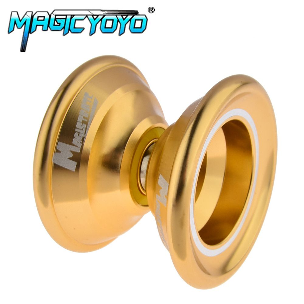 Magic YOYO N6 Magistrate Alloy Aluminum Professional Yo-Yo + String Kids Children Toy Gift
