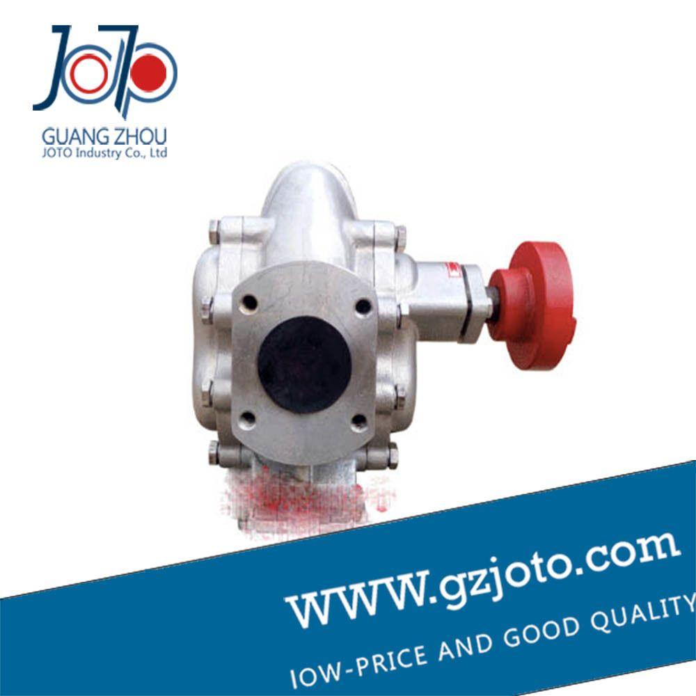 Edelstahl 304 200L/min 0.33Mpa KCB-200 Getriebe Öl Pumpe ohne Motor (nur die pumpe kopf)